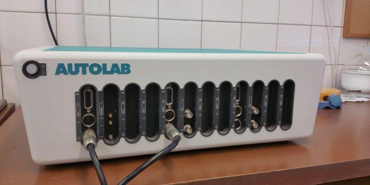 Autolab – elektrochemický analyzátor