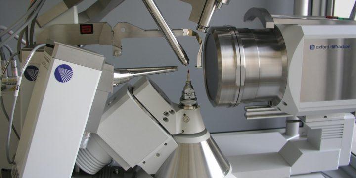 Difraktometer Gemini R (Oxford Diffraction)
