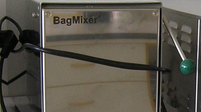 BagMixer 400P