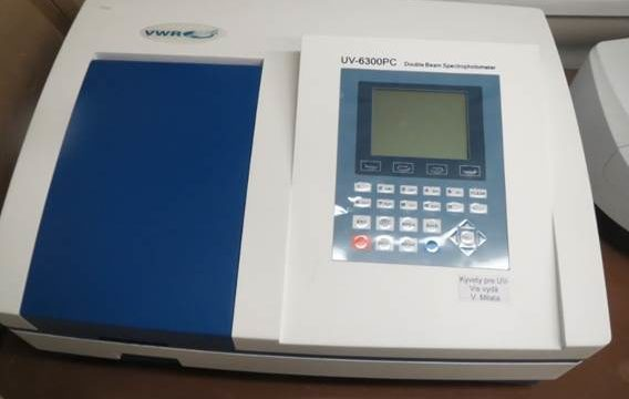 UV-VIS Spektrofotometer UV-6300PC