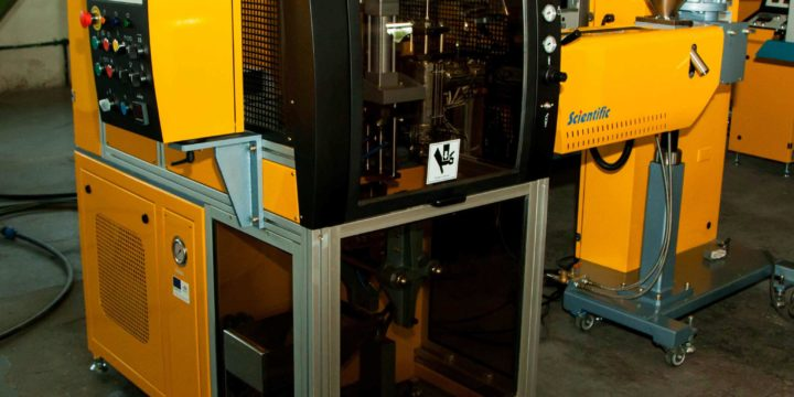 Vyfukované duté výrobky – technológia vytláčacieho vyfukovania