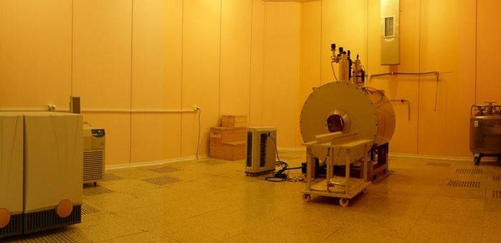In-vivo NMR spektrometer