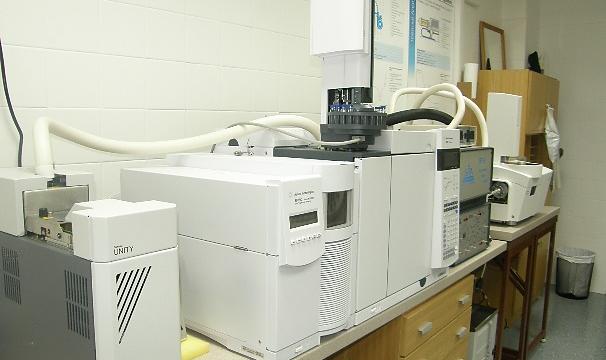 TA – Py- TD- F- GC/MS/FID – Plynový chromatograf