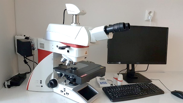 Leica DM6 M – Fluorescenčný optický mikroskop
