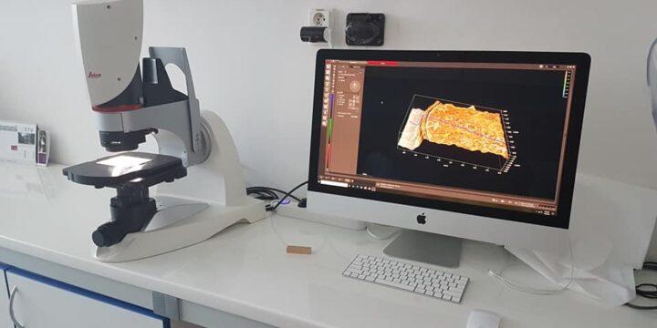 Leica DVM6 A – Digitálny automatizovaný optický mikroskop